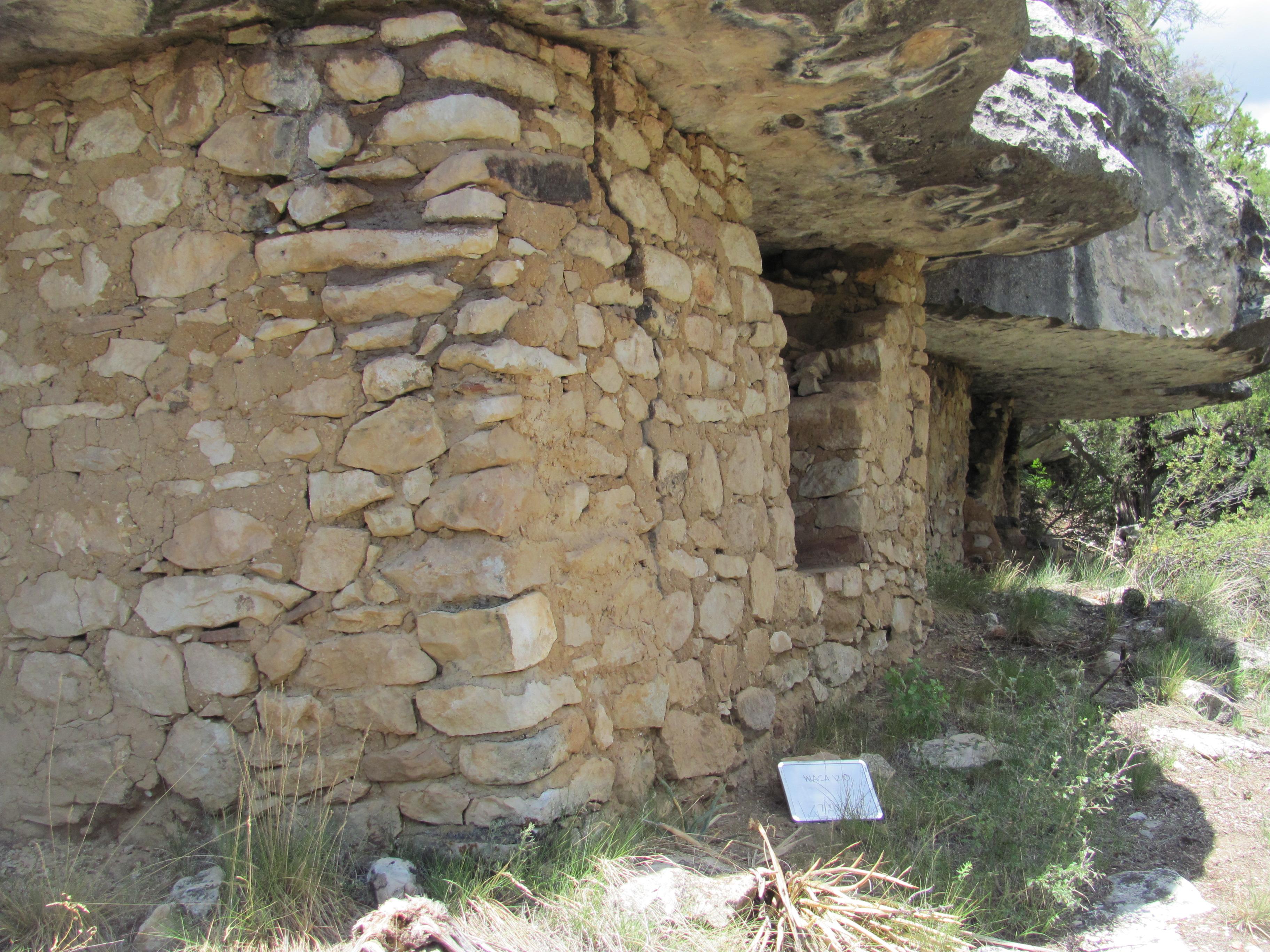 cliff-dwellings