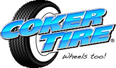 Coker Tire Logo - WheelsToo_R
