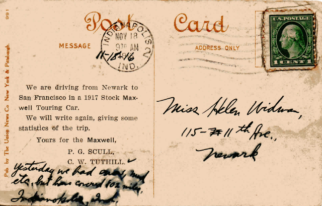 PostCard2 from 1916